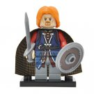Minifigure Boromir from Lord of the Rings Building Lego Blocks Toys