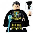 Minifigure Black Adam DC Comics Super Heroes Building Lego Blocks Toys
