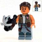 Minifigure Zander Freemaker Star Wars Building Lego Blocks Toys
