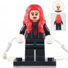 Minifigure Spider-Woman Marvel Super Heroes Building Lego Blocks Toys