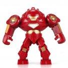 Big Minifigure Hulkbuster Iron Man Marvel Super Heroes Building Lego Blocks Toys