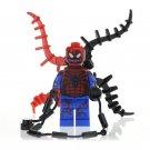 Minifigure Venom-Carnage-Spider-Man Marvel Super Heroes Building Lego Blocks Toys