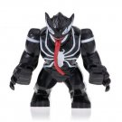 Big Minifigure Venom Wolverine Style Marvel Super Heroes Building Lego Blocks Toys