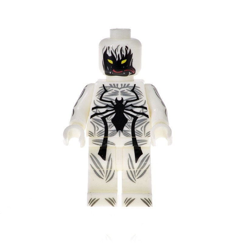 Minifigure Anti-Venom Marvel Super Heroes Building Lego Blocks Toys
