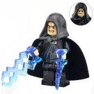 Minifigure Darth Sidious Galactic Emperor Palpatine Star Wars Building Lego Blocks Toys