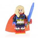 Minifigure Supergirl DC Comics Super Heroes Building Lego Blocks Toys