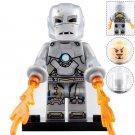 Minifigure Iron Man Mark 1 Avengers EndGame Marvel Super Heroes Building Lego Compatible Blocks