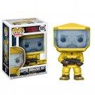 Funko POP! Jim Hopper (Biohazard Suit) #525 Stranger Things Vinyl Action Figure Toys