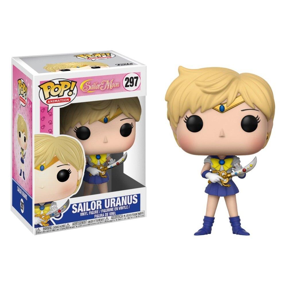 Funko POP! Sailor Uranus #297 Sailor Moon Anime Vinyl Action Figure Toys