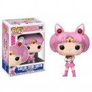Funko POP! Sailor Chibi Moon #295 Sailor Moon Anime Vinyl Action Figure Toys