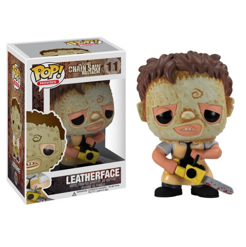 Funko POP! Leatherface #11 Texas Chainsaw Massacre Vinyl Action Figure Toys
