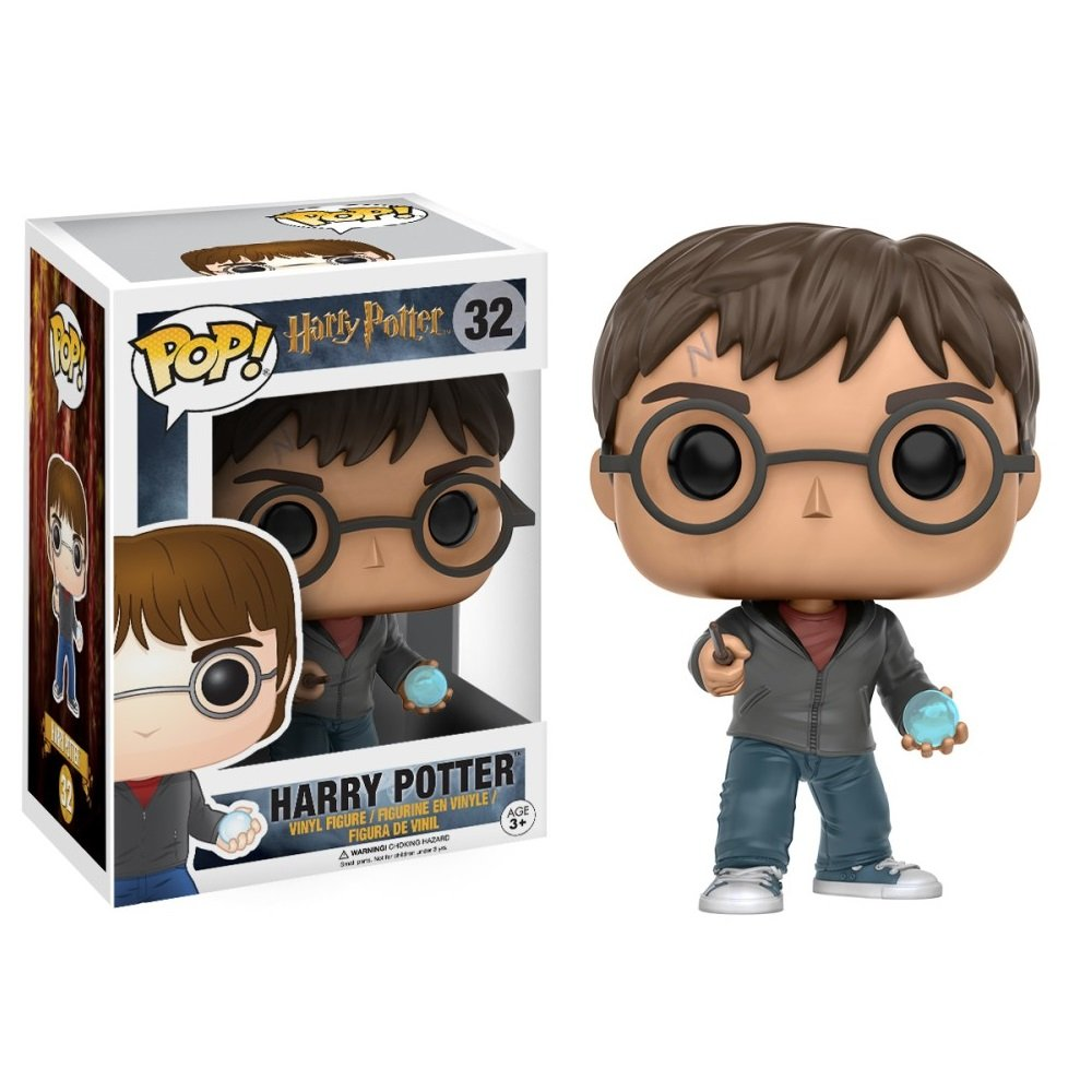 Funko POP! Harry Potter (Prophecy) #32 Harry Potter Vinyl Action Figure Toys