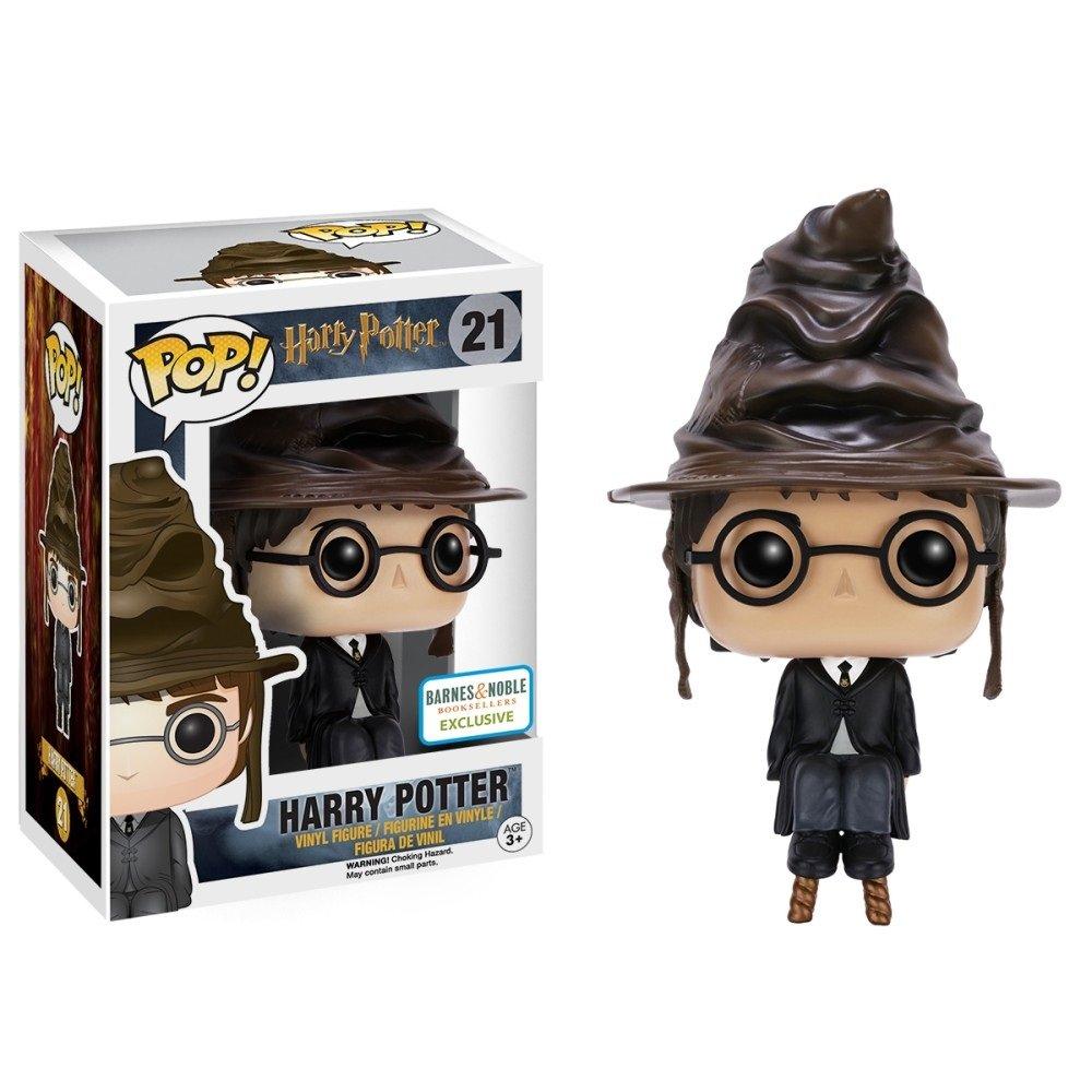 Funko POP! Harry Potter (Sorting Hat) #21 Harry Potter Vinyl Action Figure Toys