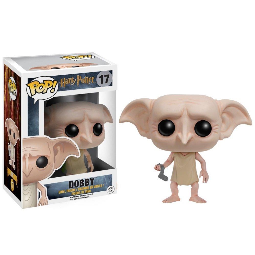 Funko POP! Dobby #17 Harry Potter Vinyl Action Figure Toys