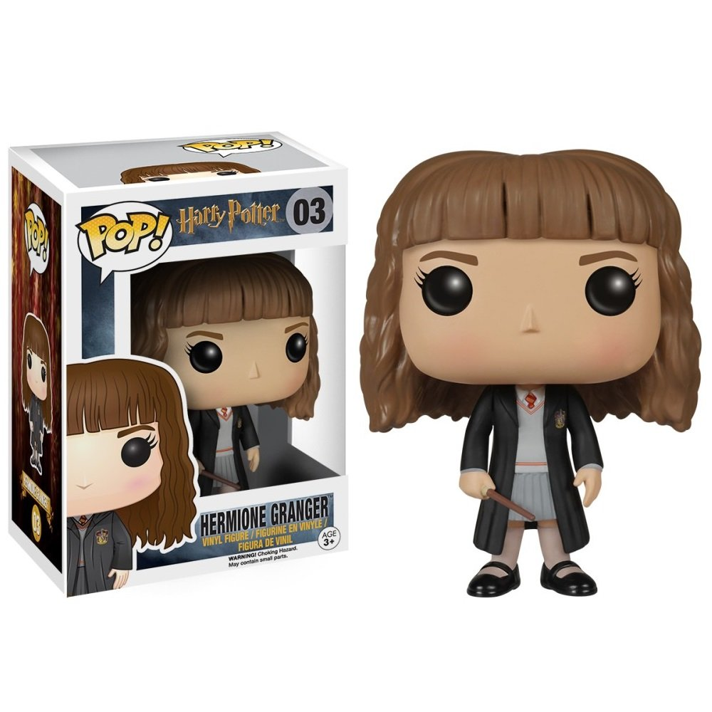 Funko POP! Hermione Granger #03 Harry Potter Vinyl Action Figure Toys