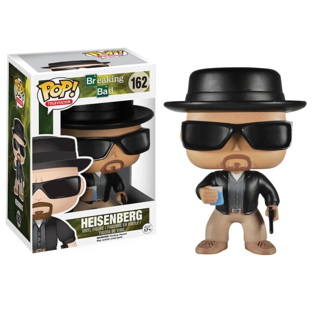 Funko POP! Heisenberg #162 Breaking Bad Vinyl Action Figure Toys