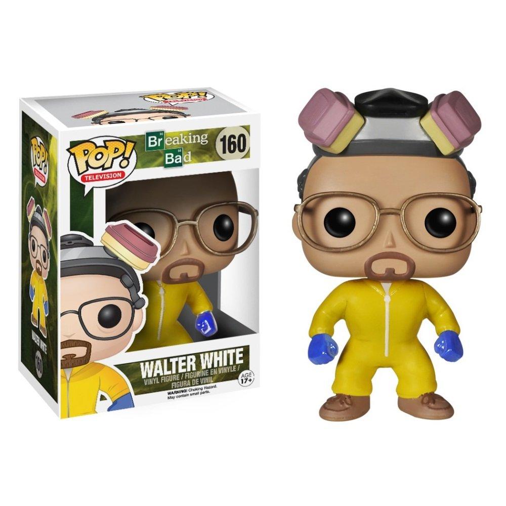 Funko POP! Walter White #160 Breaking Bad Vinyl Action Figure Toys