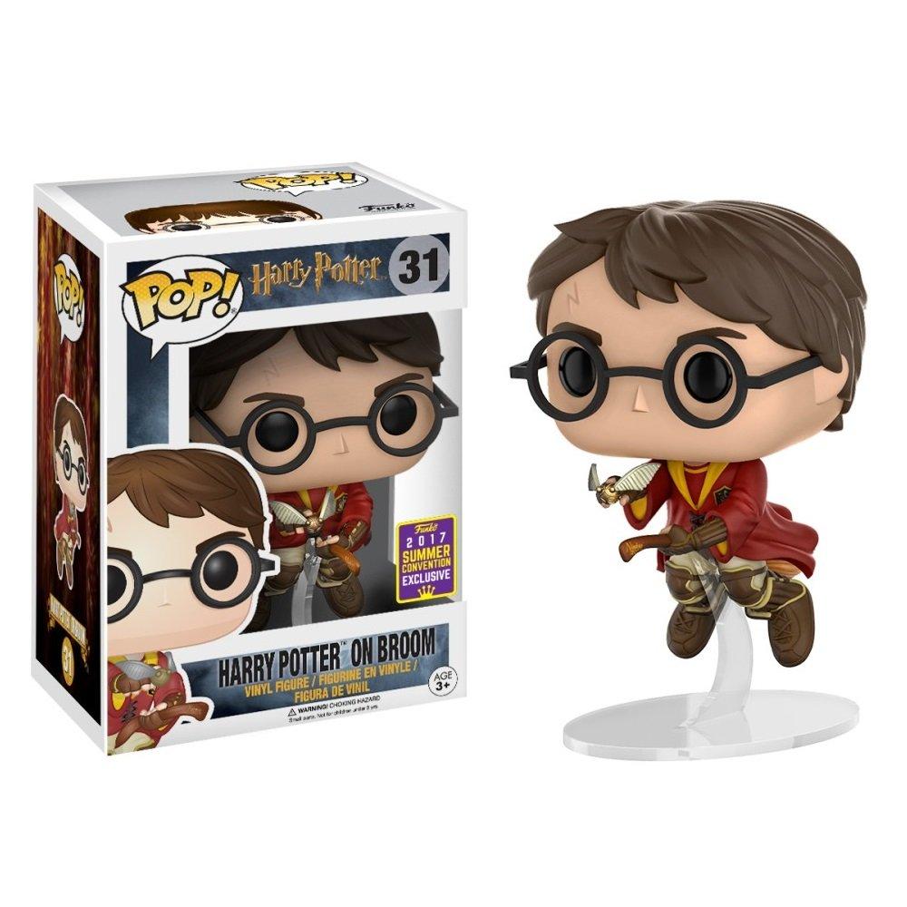 Funko POP! Harry Potter (on Broom) #31 Harry Potter Vinyl Action Figure Toys