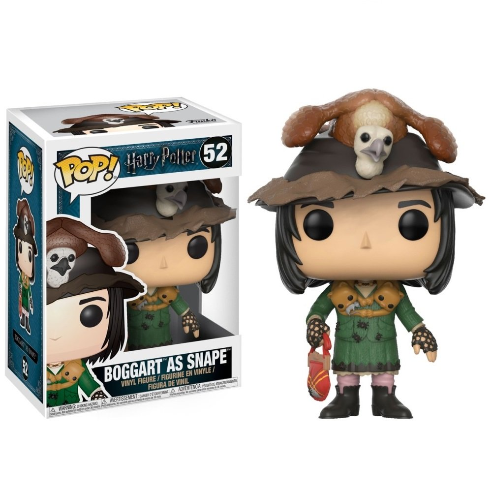 Funko POP! Boggart as Snape #52 Harry Potter Vinyl Action Figure Toys
