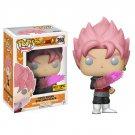 Funko POP! Super Saiyan Rose Goku Black #260 Dragon Ball Z Vinyl Action Figure Toys
