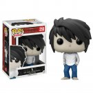 Funko POP! L #218 Death Note Anime Movie Vinyl Action Figure Toys