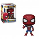 Funko POP! Iron Spider Spider-Man #287 Avengers Marvel Super Heroes Vinyl Action Figure Toys