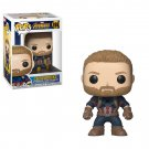 Funko POP! Captain America #288 Avengers Infinity War Marvel Super Heroes Vinyl Action Figure Toys