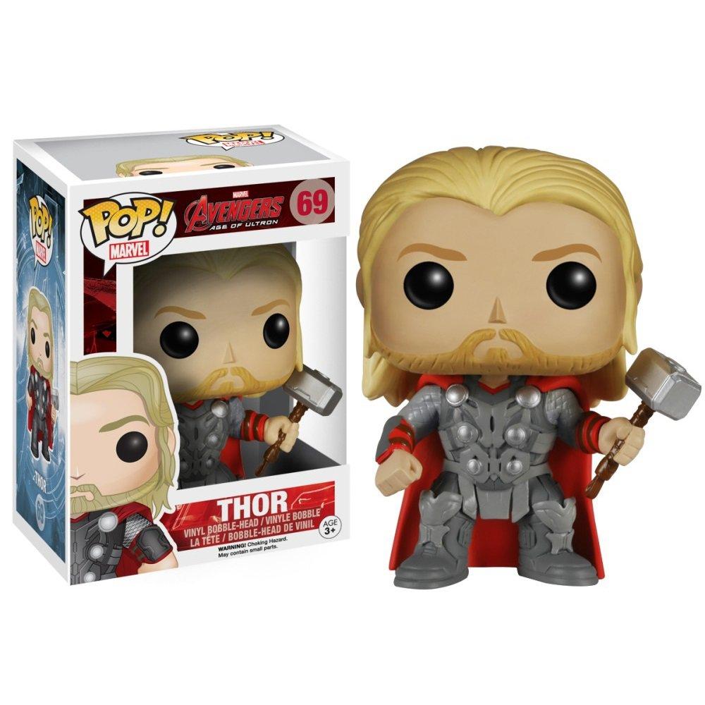 Funko POP! Thor #69 Avengers Age of Ultron Marvel Super Heroes Vinyl Action Figure Toys