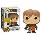 Funko POP! Tyrion Lannister (Battle Armor) #21 Game of Thrones Vinyl Action Figure Toys
