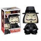 Funko POP! V #10 V for Vendetta Anonymous Vinyl Action Figure Toys