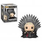 Funko POP! Daenerys Targaryen (Iron Throne) #75 Game of Thrones Vinyl Action Figure Toys