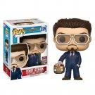 Funko POP! Tony Stark #225 Iron man Spider-man Movies Avengers Marvel Vinyl Action Figure Toys