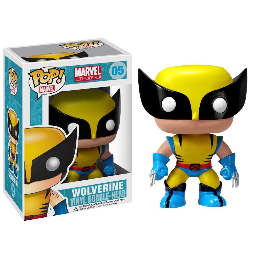 Funko POP! Wolverine #05 Marvel Super Heroes Vinyl Action Figure Toys