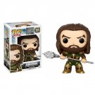Funko POP! Aquaman #205 Justice League DC Comics Super Heroes Vinyl Action Figure Toys