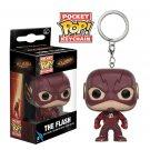 The Flash Funko POP! DC Comics Super Heroes Keychain Vinyl Action Figure Toys