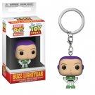 Buzz Lightyear Funko POP! Toy Story Disney Pixar Movie Keychain Vinyl Action Figure Toys
