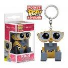 Wall-E Funko POP! Wall-E Disney Pixar Movie Keychain Vinyl Action Figure Toys