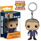12th Doctor Funko POP! Doctor Who BBC Keychain Vinyl Action Figure Toys