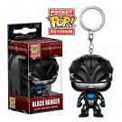 Black Ranger Funko POP! Power Rangers Keychain Vinyl Action Figure Toys