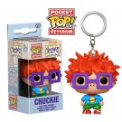 Chuckie Finster Funko POP! Rugrats Nickelodeon Movie Keychain Vinyl Action Figure Toys