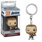 Thor Quantum Suit Funko POP! Avengers Marvel Comics Super Heroes Keychain Vinyl Action Figure Toys