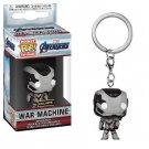 War Machine Quantum Funko POP! EndGame Avengers Marvel Super Heroes Keychain Vinyl Action Figure