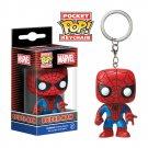 Spider-Man Funko POP! Marvel Comics Super Heroes Keychain Vinyl Action Figure Toys