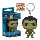 Hulk Casual Funko POP! Thor Ragnarok Marvel Comics Super Heroes Keychain Vinyl Action Figure Toys