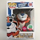Tony The Tiger Ad Icons Funko POP! #08 Kellogg's Frosted Flakes Flocked Vinyl Action Figure Toys