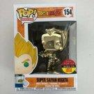 Super Saiyan Vegeta Gold Chrome Funko POP! #145 Dragon Ball Z Toy Tokyo Vinyl Figure Toys