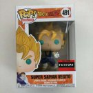Super Saiyan Vegito Funko POP! #491 Dragon Ball Z AAA Exclusive Vinyl Figure Toys