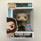 Arthur Curry Aquaman Shirtless  Funko POP! #243 DC Comics Super Heroes Vinyl Figure Toys