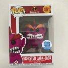 Monster Jack-Jack Funko POP! #401 Incredibles 2 Disney Movie Exclusive LE Limited Vinyl Figure Toys