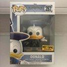 Donald Funko POP! #267 Kingdom Hearts Disney Movie Hot Topic Exclusive Vinyl Figure Toys